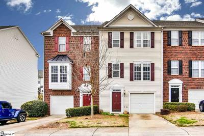 Mauldin Condo/Townhouse Contingency Contract: 104 Braxton