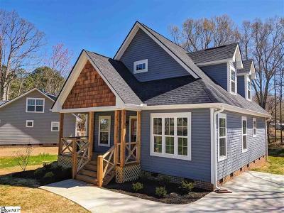 Single Family Home For Sale: 116 Morgan