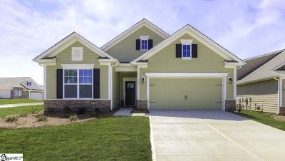 Taylors Single Family Home For Sale: 31 Noble Wing