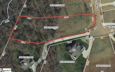 Travelers Rest Residential Lots & Land For Sale: 58 Setting Sun