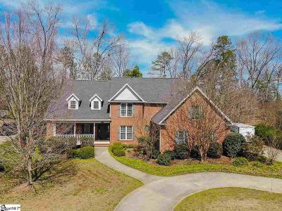 Clemson Single Family Home For Sale: 100 Magnolia