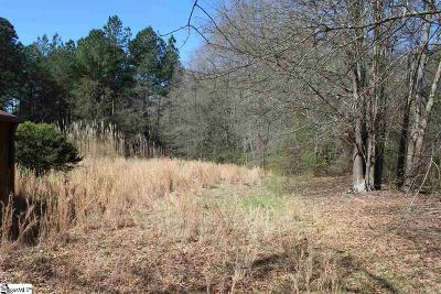 Easley Residential Lots & Land For Sale: 140 Turner Hill