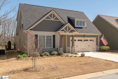 Simpsonville Single Family Home For Sale: 343 Belle Oaks