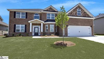 Simpsonville Single Family Home For Sale: 913 Willhaven