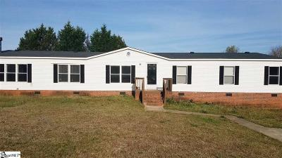 Fountain Inn Mobile Home For Sale: 523 Thomason