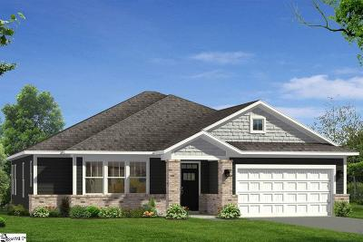 The Reserve At Richglen Single Family Home For Sale: 303 Bevy #Homesite