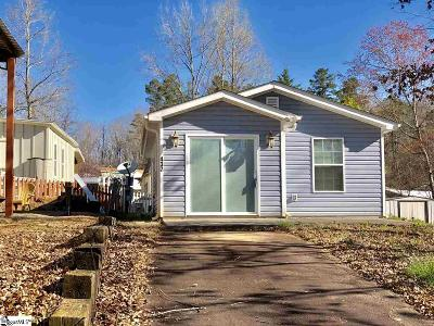 Westminster SC Single Family Home For Sale: $76,500