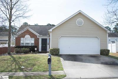 Greenville Single Family Home For Sale: 22 Kilberry