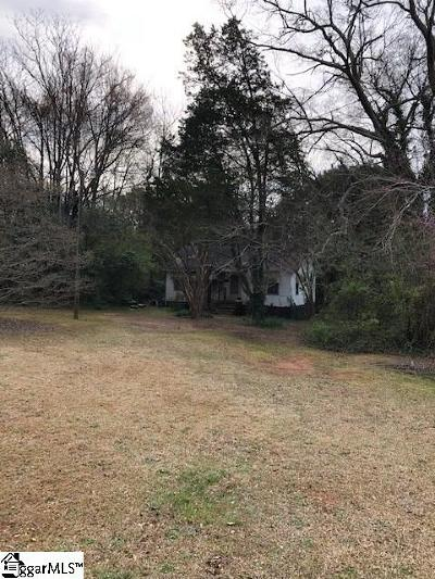 Greenville Single Family Home For Sale: 110 Old Bent Bridge