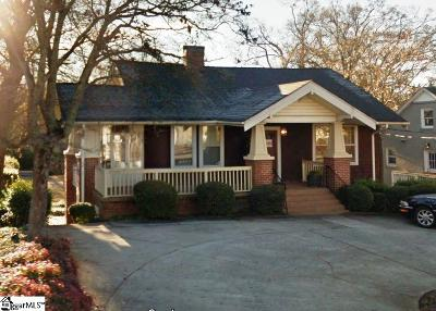Greenville County Commercial For Sale: 107 Mills