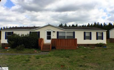 Greenville County Mobile Home For Sale: 20 River Meadows