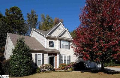 Autumn Trace Single Family Home Contingency Contract: 527 Kingsmoor