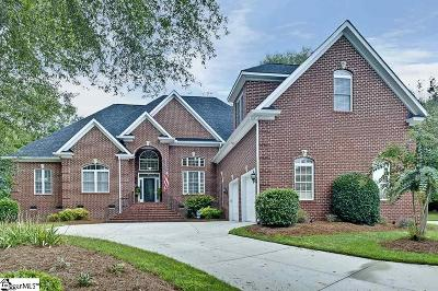 Simpsonville Single Family Home For Sale: 220 Whitworth