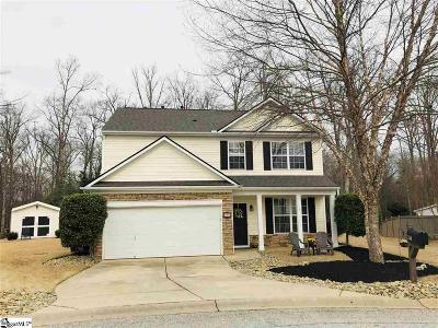 Autumn Trace Single Family Home Contingency Contract: 216 Farm Brook