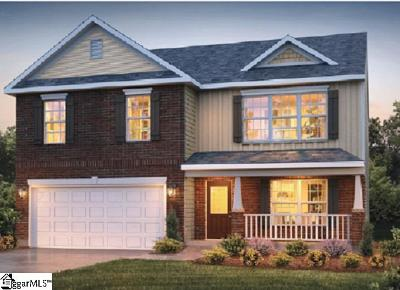 Boiling Springs Single Family Home Contingency Contract: 441 All Seasons