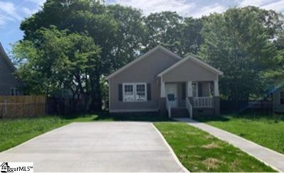 Single Family Home For Sale: 8 8th