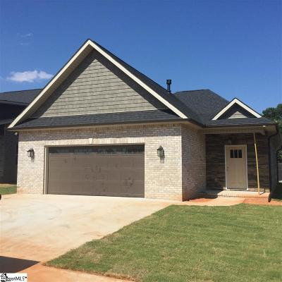 Anderson Single Family Home For Sale: 139 Olde Towne