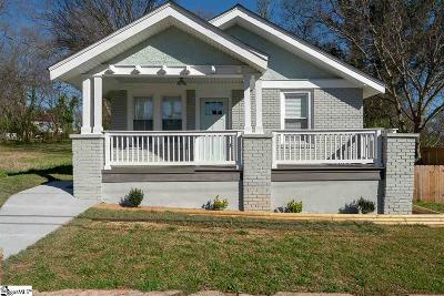 Downtown Single Family Home Contingency Contract: 102 Gower