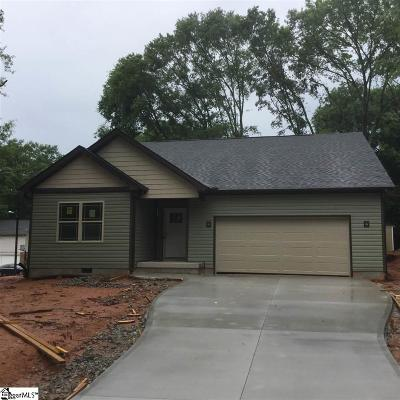 Anderson Single Family Home For Sale: 1403 Pioneer