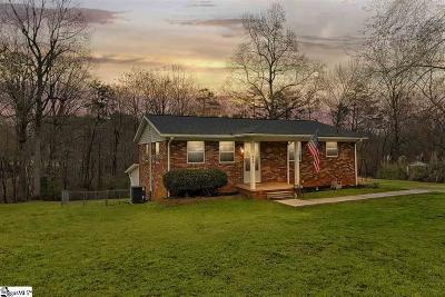 Easley Single Family Home Contingency Contract: 111 Meadowood