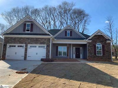 Woodland Chase Single Family Home For Sale: 509 Forest Edge