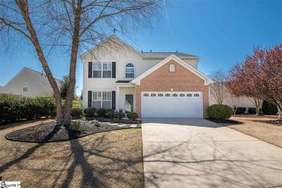 Greer SC Single Family Home Contingency Contract: $259,000