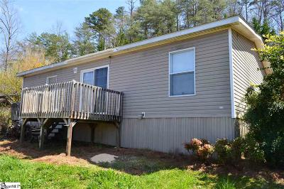 Greenville County Mobile Home For Sale: 231 Echo