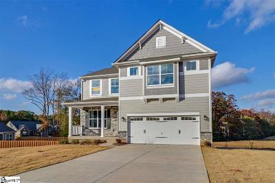 Grayson Park Single Family Home For Sale: 407 Rock Spring #lot 27