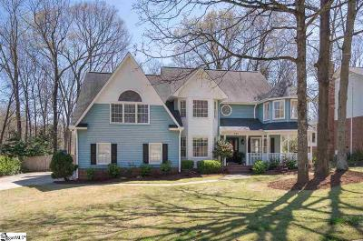 Greenville Single Family Home Contingency Contract: 220 E Thistle