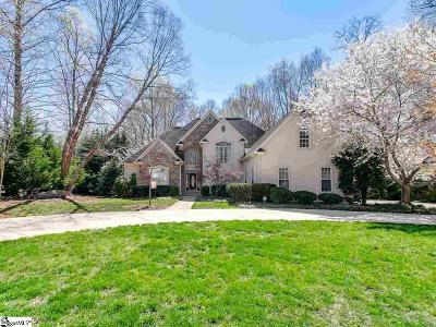 Boiling Springs Single Family Home For Sale: 309 Whitfield