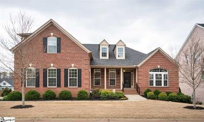 Simpsonville Single Family Home For Sale: 506 Pawleys