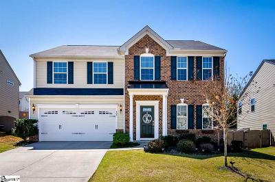Simpsonville Single Family Home For Sale: 200 Wateree