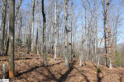 Greer Residential Lots & Land Contingency Contract: Hawkins