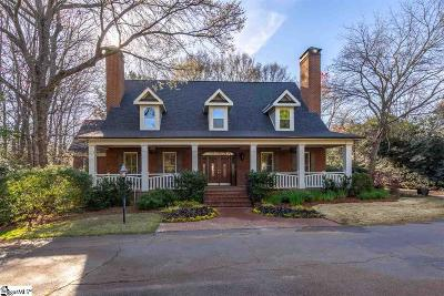 Greer Single Family Home Contingency Contract: 408 Deerfield
