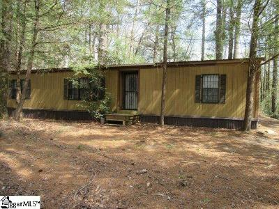 Greenville County Mobile Home For Sale: 10 Ragsdale