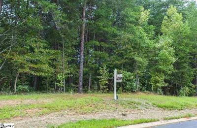 Greer Residential Lots & Land Contingency Contract: 208 Bent Hook