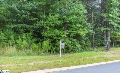 Greer Residential Lots & Land Contingency Contract: 212 Bent Hook