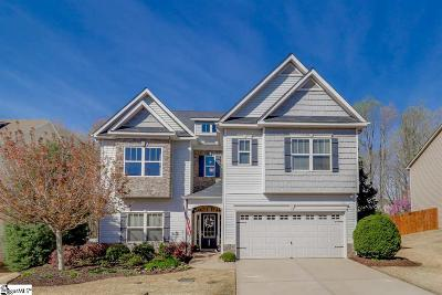 Creekwood Single Family Home Contingency Contract: 254 Meadow Blossom