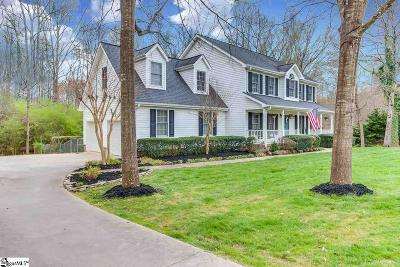 Easley Single Family Home Contingency Contract: 201 Beagle