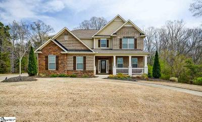 Greenville Single Family Home For Sale: 1 Latherton