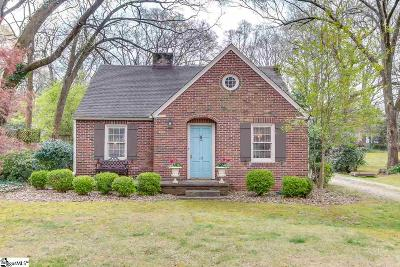 Augusta Road Single Family Home Contingency Contract: 13 Rice