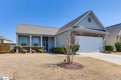 Simpsonville Single Family Home Contingency Contract: 101 Salthouse
