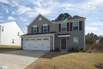 Easley Single Family Home For Sale: 143 Thames Valley