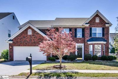Greenville County Single Family Home For Sale: 14 Galway
