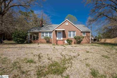 Travelers Rest Single Family Home For Sale: 1690 N U.s. 25