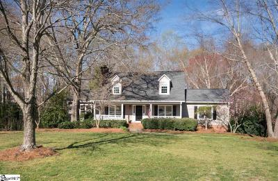 Taylors Single Family Home Contingency Contract: 205 Colony