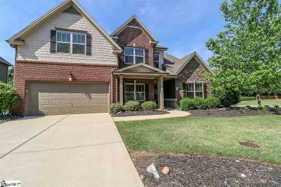 Kilgore Farms Single Family Home For Sale: 2 Ashby Grove