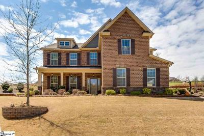 Simpsonville Single Family Home For Sale: 73 Scotts Bluff