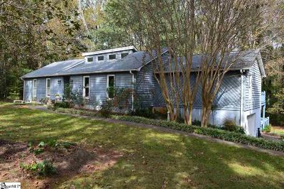Greenville County Single Family Home For Sale: 1102 Roe Ford