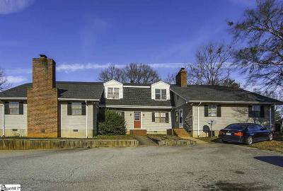 Spartanburg Multi Family Home Contingency Contract: 4450 Clifton Glendale